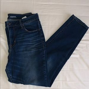 Old Navy High Rise Rockstar Jeans